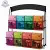 iron metal durable small counter display units