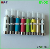 Wholesale colorful disposable EVOD cartomizer