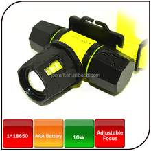 High quality best price rechargeable CREE XM L-T6 waterproof dive headlamp led diving powerful led flashlight