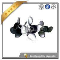 china supplies OEM outboard motor propeller
