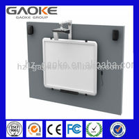 Newest,GK-880D/100S gaoke finger touching IPBOARD Interactive Whiteboard for smart class