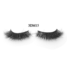 Whispy fluffy mink lashes 3d mink false eyelashes private labelling customized pacakge