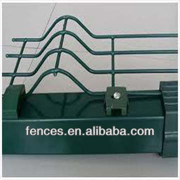 fence panel fitting/fence post clips/fence panel clamp fencing