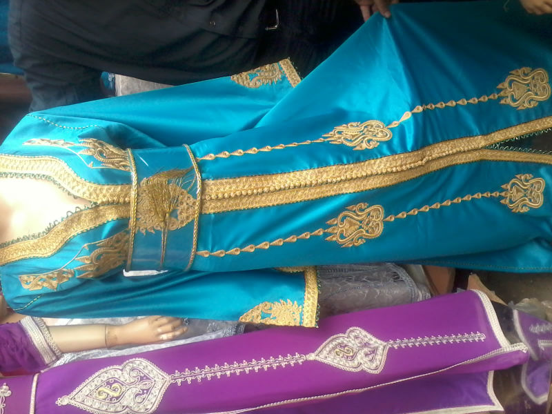 Moroccan Kaftan Dress 2