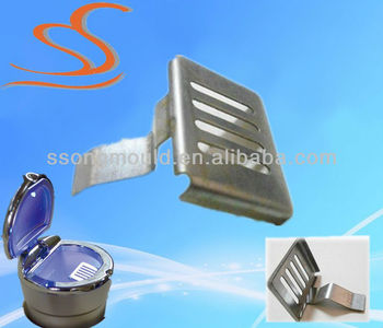 SS-C-001 Car stainless steel put out the cigarette lighter accessories