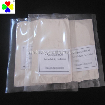 2017 hotselling plant growth powder paclobutrazol price