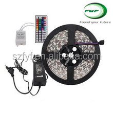 44 Key IR Remote Controller Waterproof 5M 5050 SMD RGB Led Strips Lighting