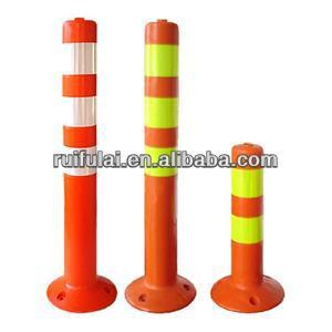 Usage widely Crash Barrier Post