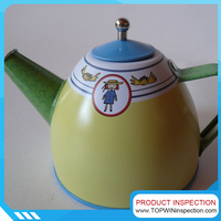 MADELINE TEA SET Third party inspection services