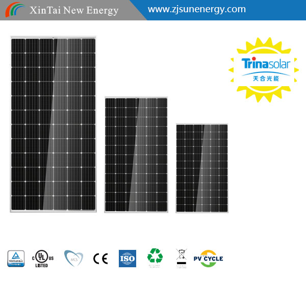 Mono 340w Trinasolar SOLAR PANEL 72 Cell with full certificate