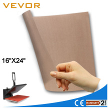 Teflon Coated Fiberglass Sheet for Heat Press Machines