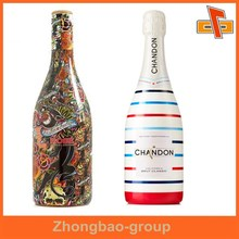 Customized Spirit Wine Shrink PVC and Aluminum Foil wrap