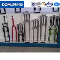 Newest design high quality wholesale bicycle parts bicycle suspension fork