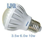LED globe 60 10watt Replace 60watt Incandescent / 13watt CFL