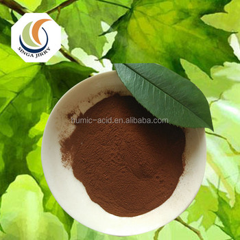 High quality agrochemical organic fertilizer water soluble Humic Fulvic Acid