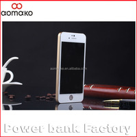 mobile power bank metal power bank polymer external battery charger 4000