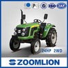 ZOOMLION High Quality 24HP 2WD RX240 cheap Farm Tractor for sale