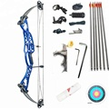 Junxing M106 Aluminum Riser Hunting Compound Bow with high Speed