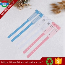 eco-friendly Promotional make wrist band cheap , medtech wrist band
