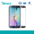 0.33mm 2.5D 9H hardness Full cover tempered glass screen protector for s6 edge plus