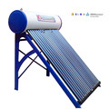 Pressurized and Thermosyphon heat pipe solar hot water heater systems