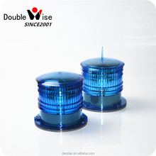DWS301 Blue LED Solar Airport Runway Edge Lights
