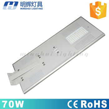 Factory direct sale easy integrated solar street light with best service and low price