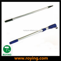 ROYING Iron Aluminum Laminate Telescopic Pole