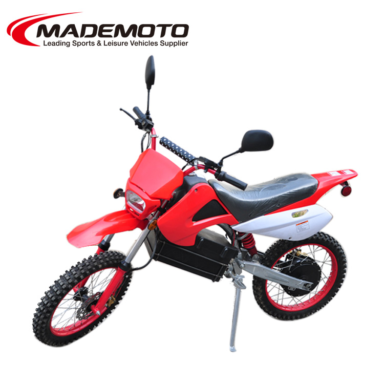 2016 Best quality 49cc chinese motorcycle electric/kick start racing dirt bike