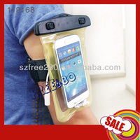 Universal Mobile Waterproof Gym Jogging Sports Armband Case for HTC one M7/Samsmung S4