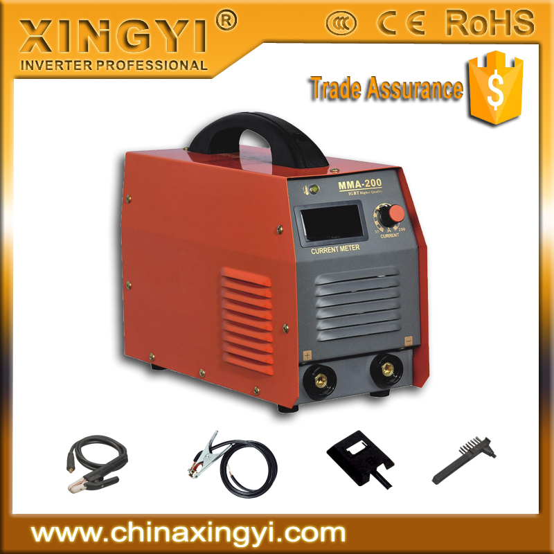 CE CCC ROHS TUV Top quality low cost DC IGBT low cost MMA-140 cooling fan INVERTER WELDING MACHINE