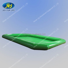 pool inflatable / Good quality Green color giant inflatable pools
