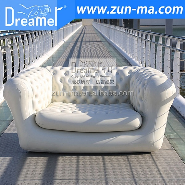lowest price inflatable double sofa