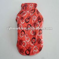 hot sell for dog coat with Chinese elements