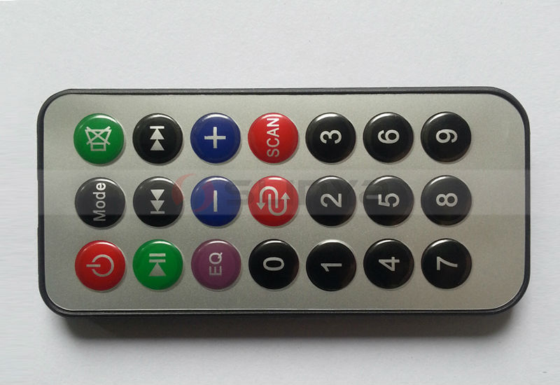 Universal Remote Control Wireless IR Remote Controller Customize Programmable Code