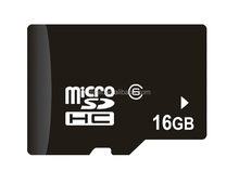 Customization of logo and package for large ranged capacity of SD memory card