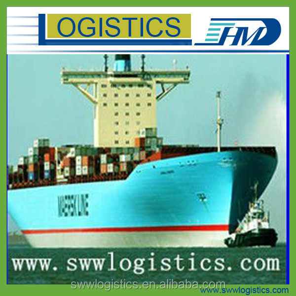 Favorable sea freight from shenzhen to DAMMAM,Saudi Arabia