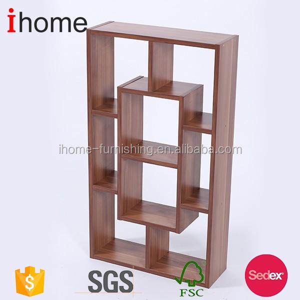 Venta al por mayor estanterias madera baratas compre - Estanterias para libros baratas ...