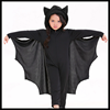 Wholesale Popular Black Bat Shape Halloween