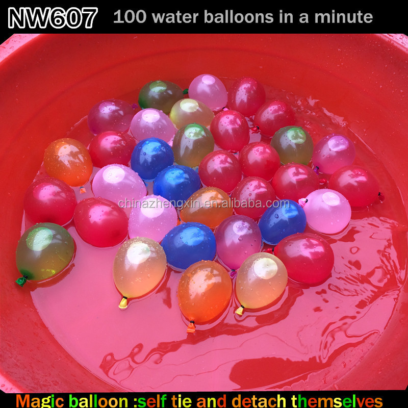 supply can filling and self sealing Magic water balloons bomb