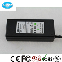 UL CE SAA listed 15V 7A power supply, 15V 105W power adapter, 15V LED Driver desktop mount ac dc adapter