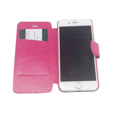 popular information safety phone case with card holder