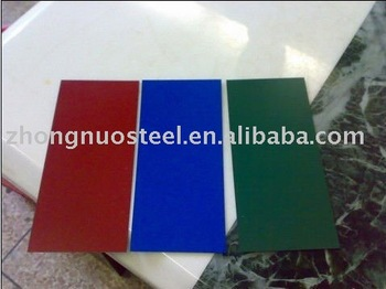 Color coated sheet coil/sgcc