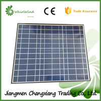 CharmSale Whirlwind solar attic fan equipment 20W solar panel, solar battery