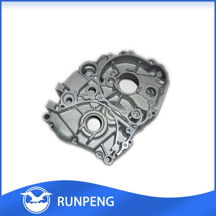Hight Quality Aluminum Die casting Motorcycle parts China supplier