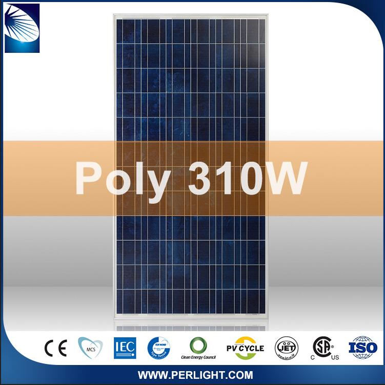 Promotional Quality-Assured Best Selling 956*992*40 310 Watt Solar Panel
