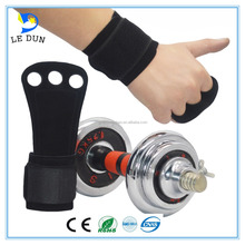 OEM Factory Gymnastic Exercise Hand Power Weight Lifting Grips