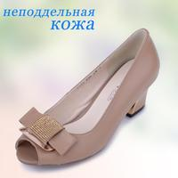beautiful elegant high heel sexy mature women leather shoes