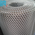3003,5052 Aluminum Alloy Flattened/Raised Expanded Metal Mesh,Expanded Sheet