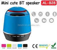 factory price mini portable speaker with volume control Express Audio Handfree mic Function Mini Bluetooth Speaker